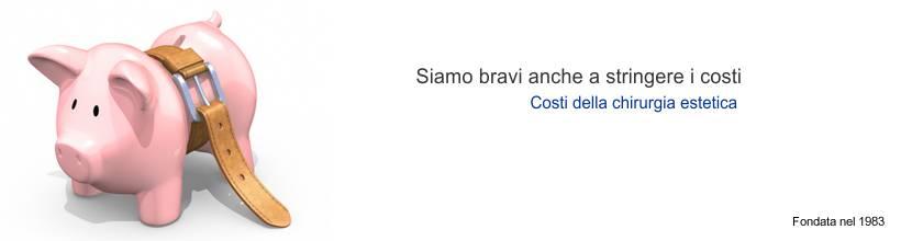Chirurgia estetica costi / prezzi