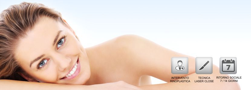 Rinoplastica - Chirurgia Estetica del Naso