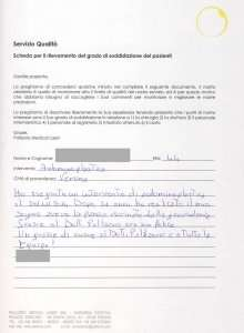 Addominoplastica Verona