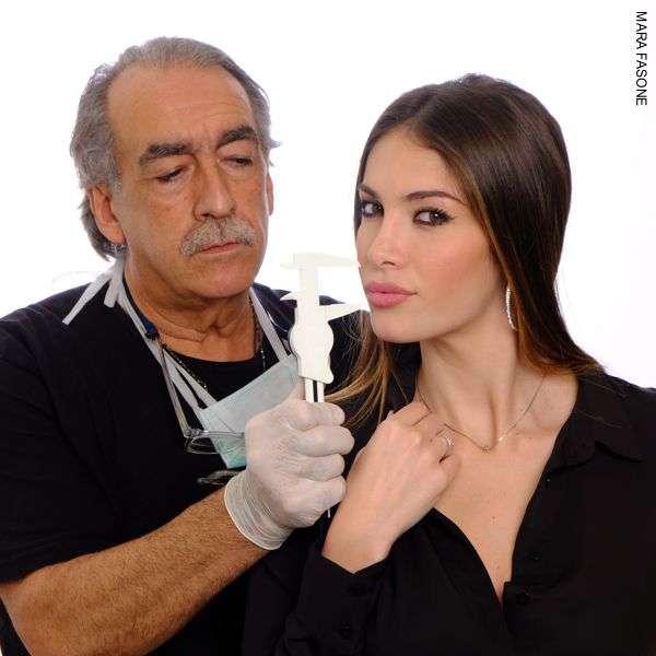 chirurgia estetica del naso di Mara Fasone