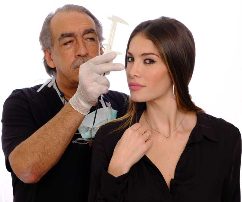 chirurgia estetica viso maf