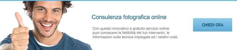Consulenza fotografica di chirurgia estetica