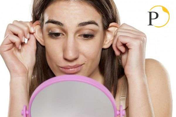 otoplastica post operatorio orecchie a sventola donna